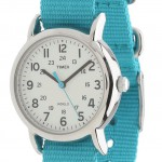 Timex Weekender Mid Size Slip Through Watch