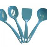 Turquoise Calypso Basics Utensil Set