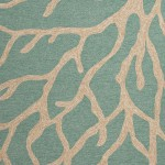 Jaipur Coastal Coral Lagoon Indoor/Outdoor Rug