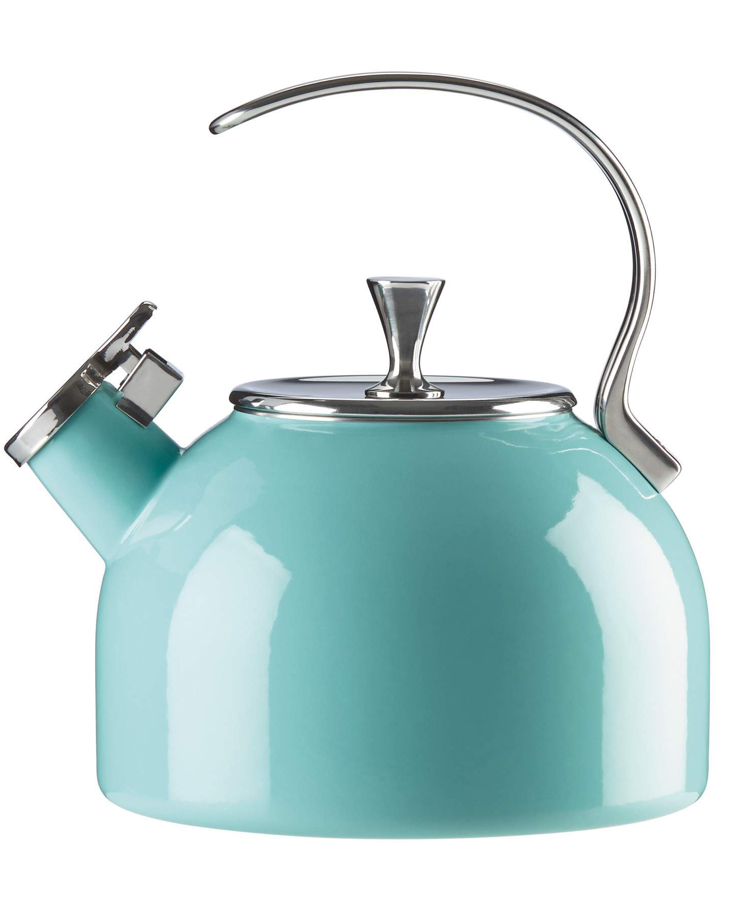 Kate Spade Turquoise Tea Kettle