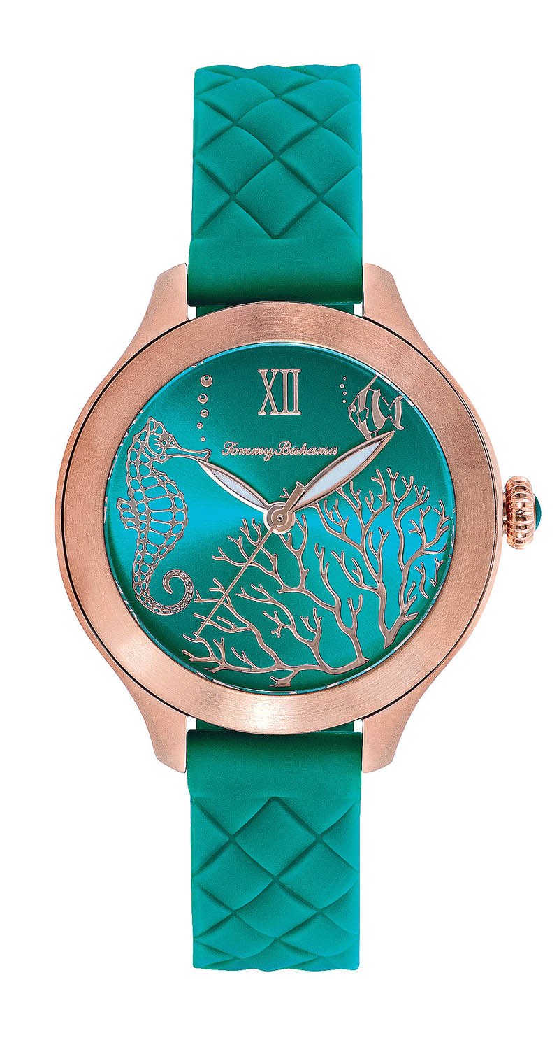 Tommy Bahama Turquoise Waikiki Reef Watch
