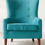 Turquoise Frankie Chair