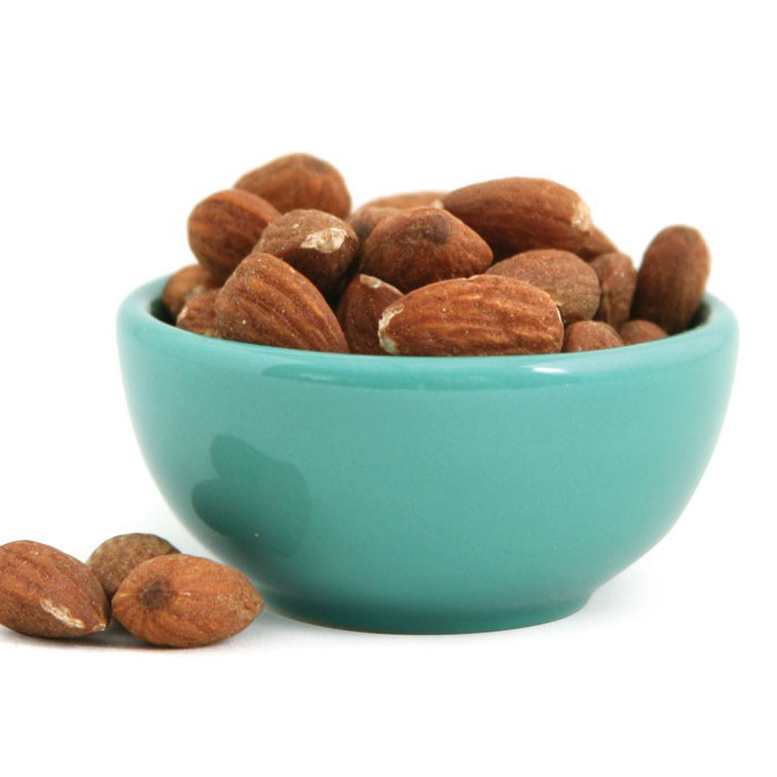 Aqua Nut Bowl