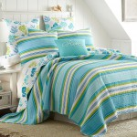 Cozumel Reversible Quilt Collection