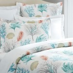 Del Mar Coastal Duvet Cover & Sham
