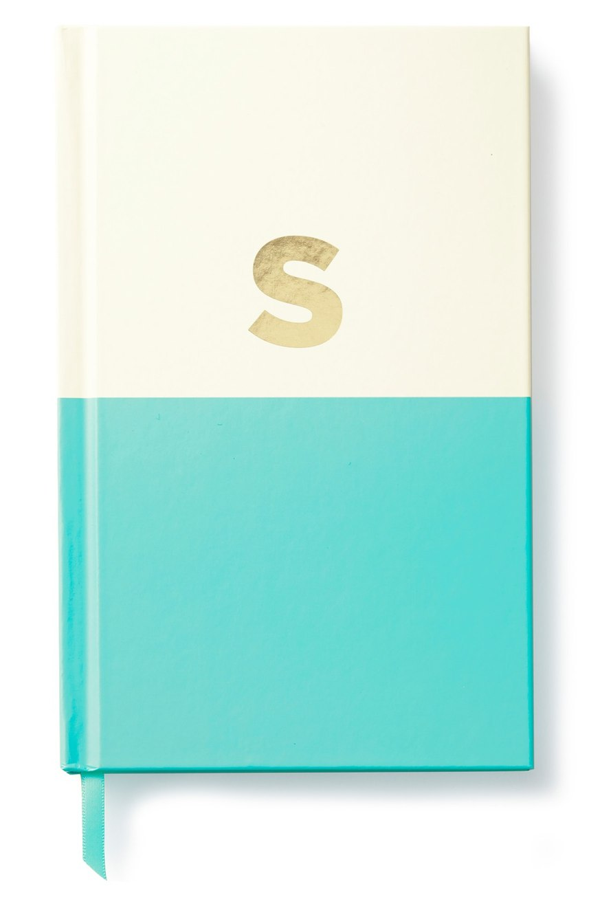 Kate Spade Dipped Personalized Journal