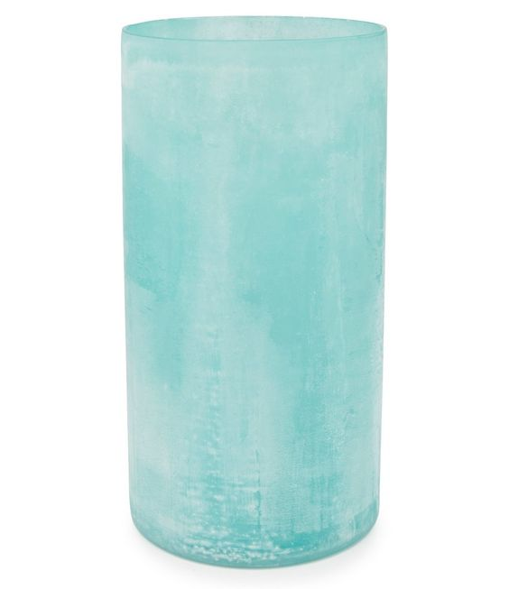 Sea Glass Vase Everything Turquoise