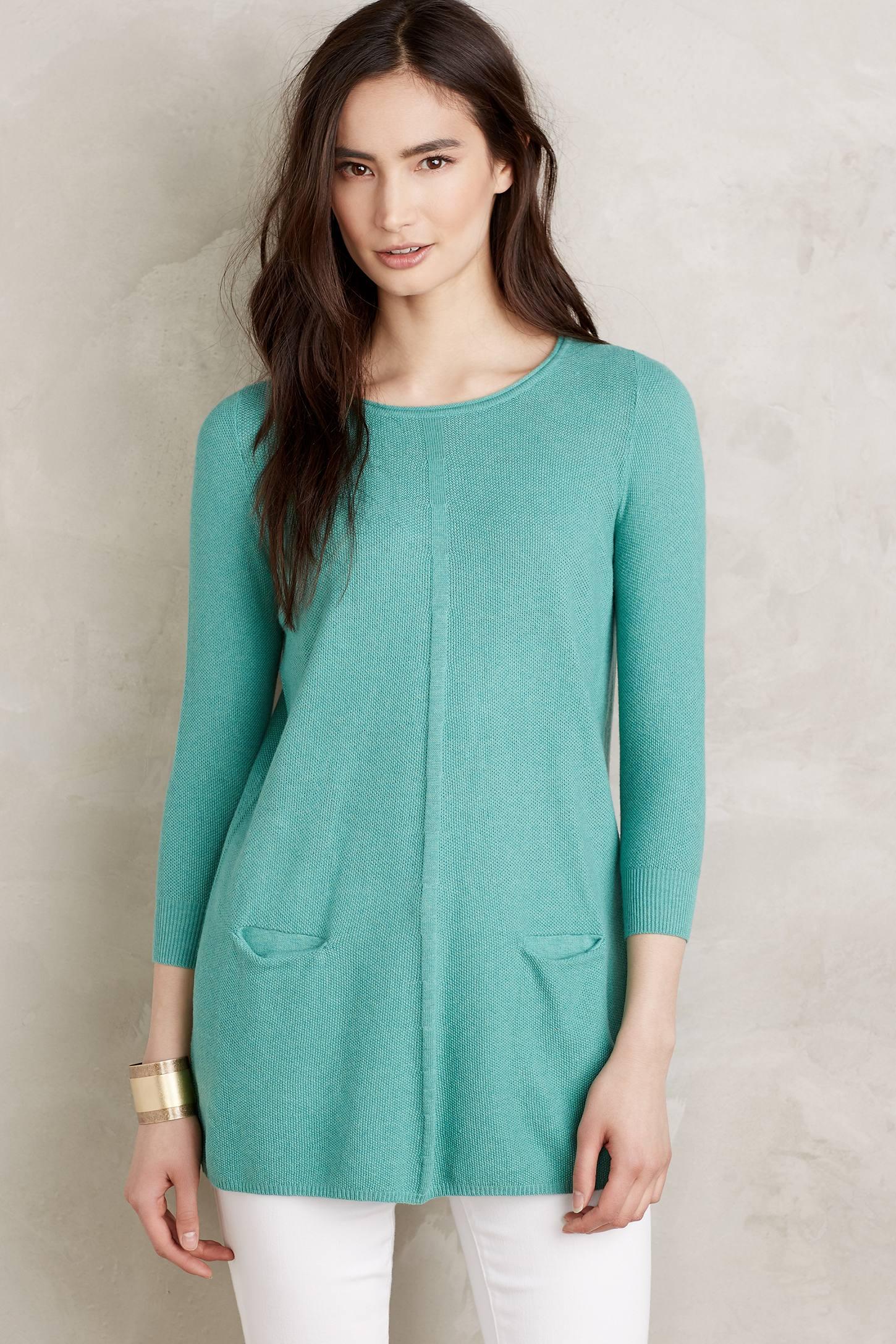 Turquoise Avalon Tunic