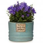 You Help Me Grow Planter