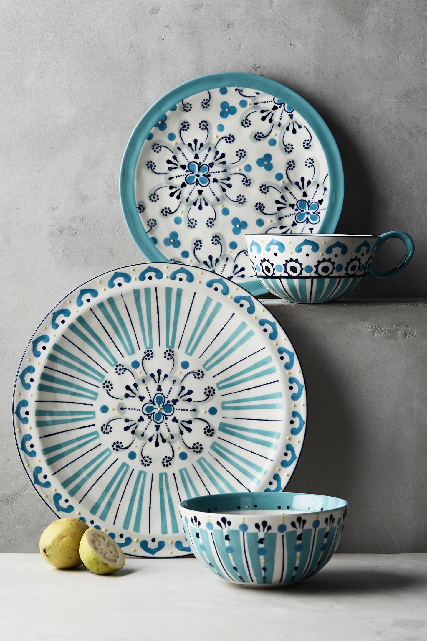 Agean Dinnerware Collection