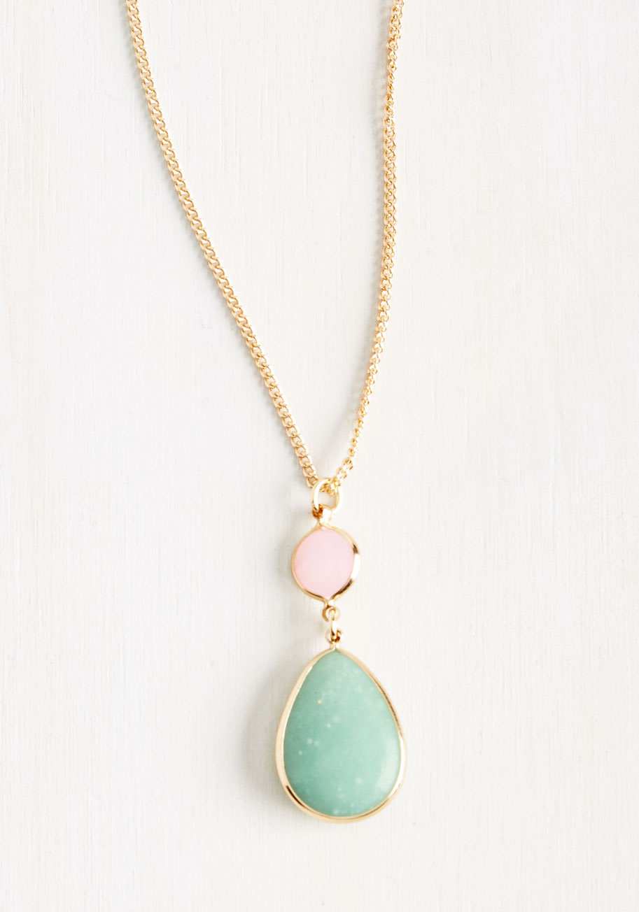 Cheerful Charm Necklace