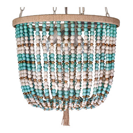 Kouboo 3 Light Chandelier
