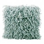Seafoam Shag Pillow
