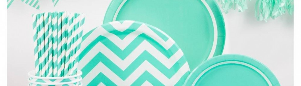 Spritz Turquoise Party Collection