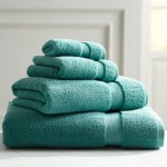 Indulgence Turquoise Towel Collection