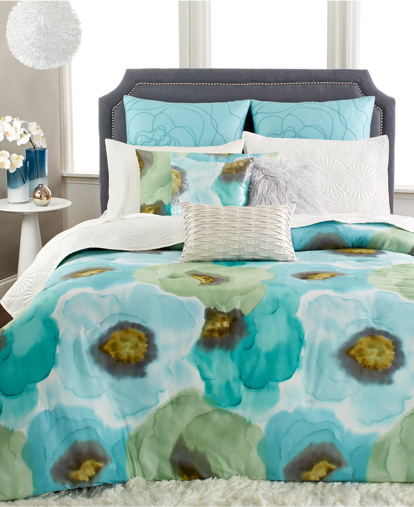 Lucia Comforter and Duvet Cover Sets