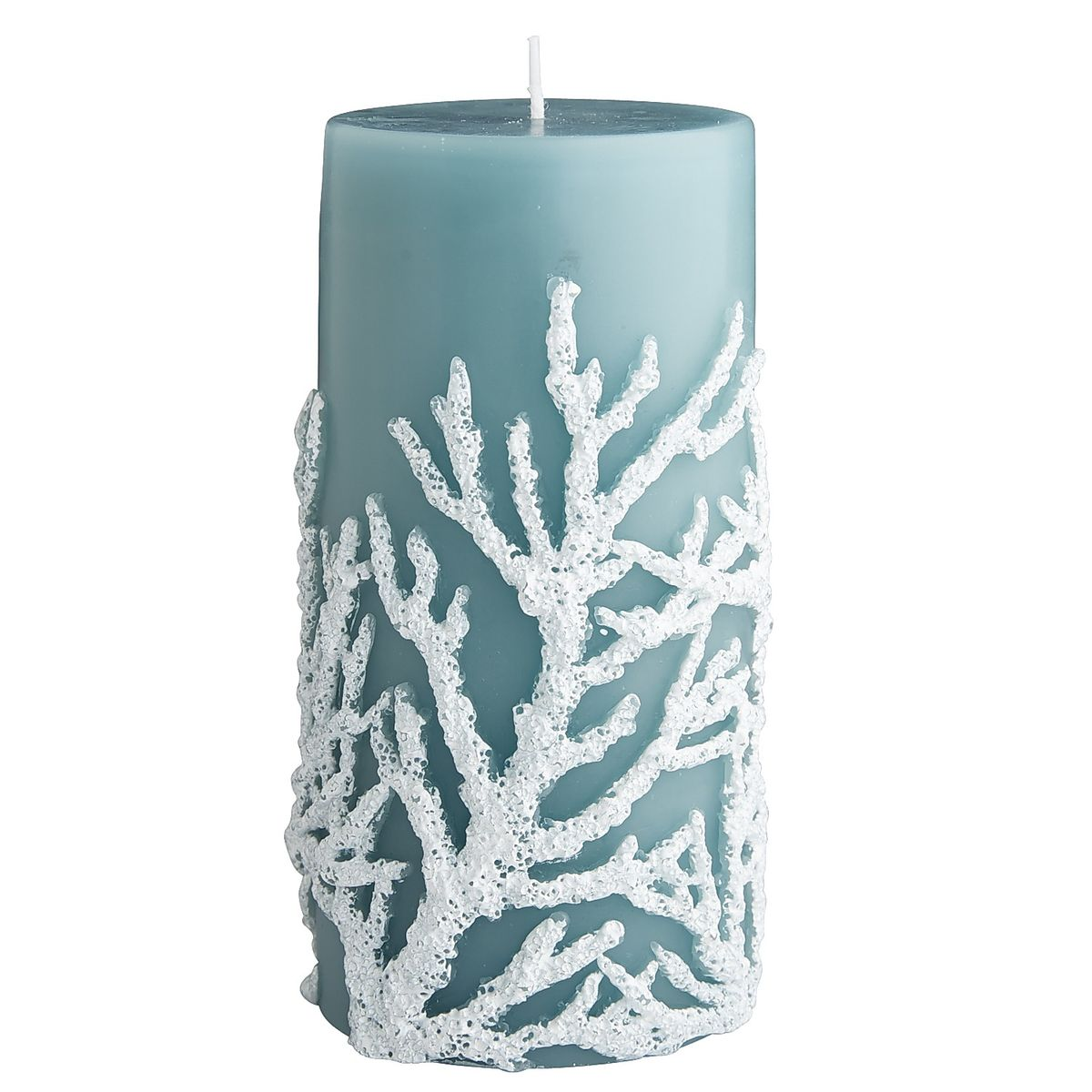 Sea Air Decorative 3x6 Pillar Candle