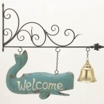 Stunning Metal Wall Welcome Sign