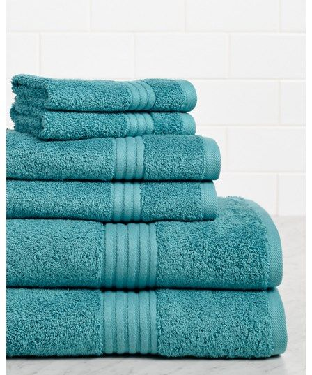 Chortex Hampton 6pc Towel Set