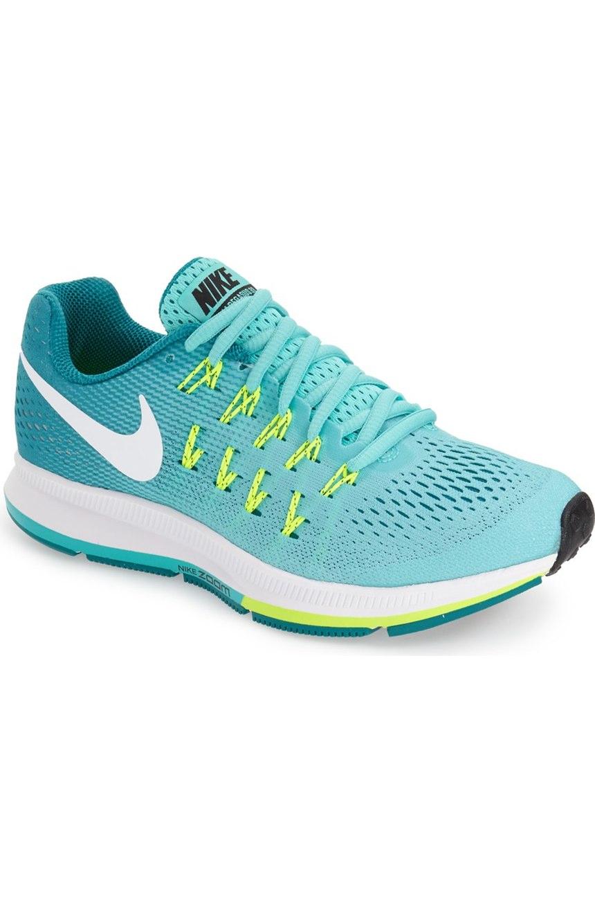 Nike Zoom Pegasus 33 Turquoise Sneaker | Everything Turquoise
