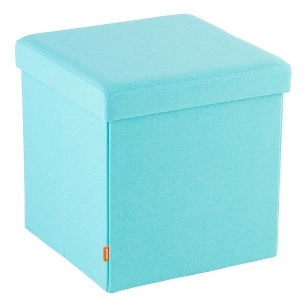 Aqua Poppin Box Seat