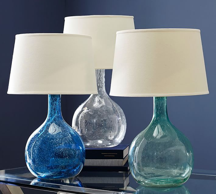 colored glass lighting. Eva Colored Glass Table Lamp Colored Glass Lighting C