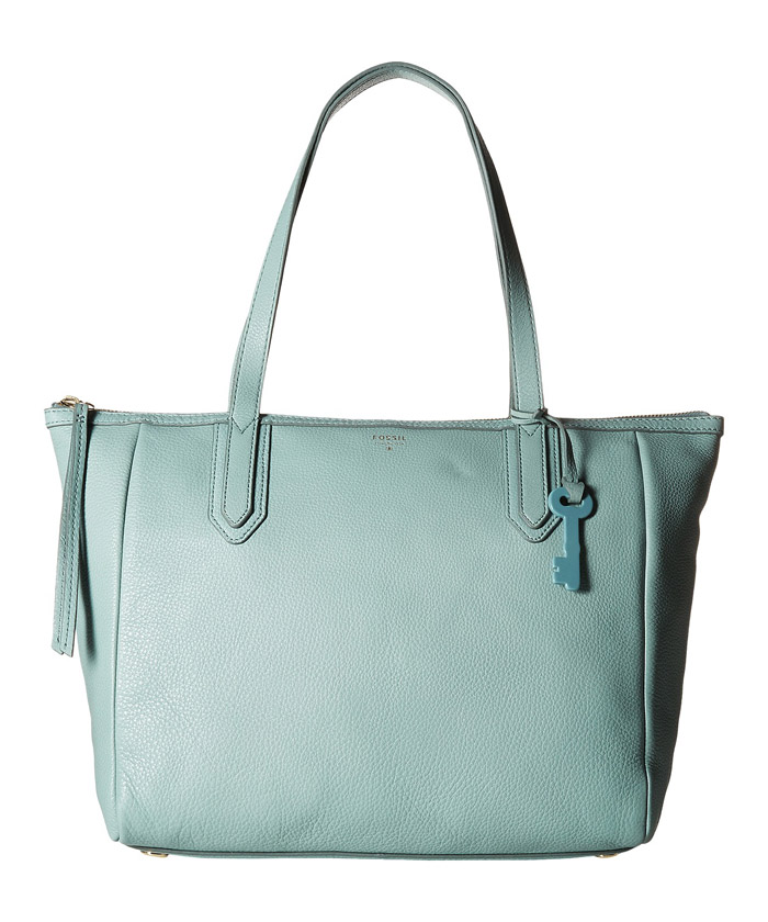 Fossil Sydney Shopper in Seaglass