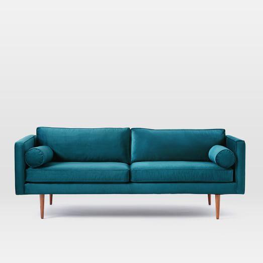 Monroe Mid-Century Sofa