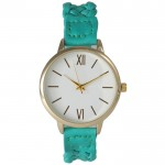 Olivia Pratt Braided Classic Inspired Watch