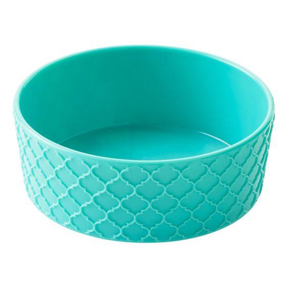 Quatrefoil Decorative Bowl