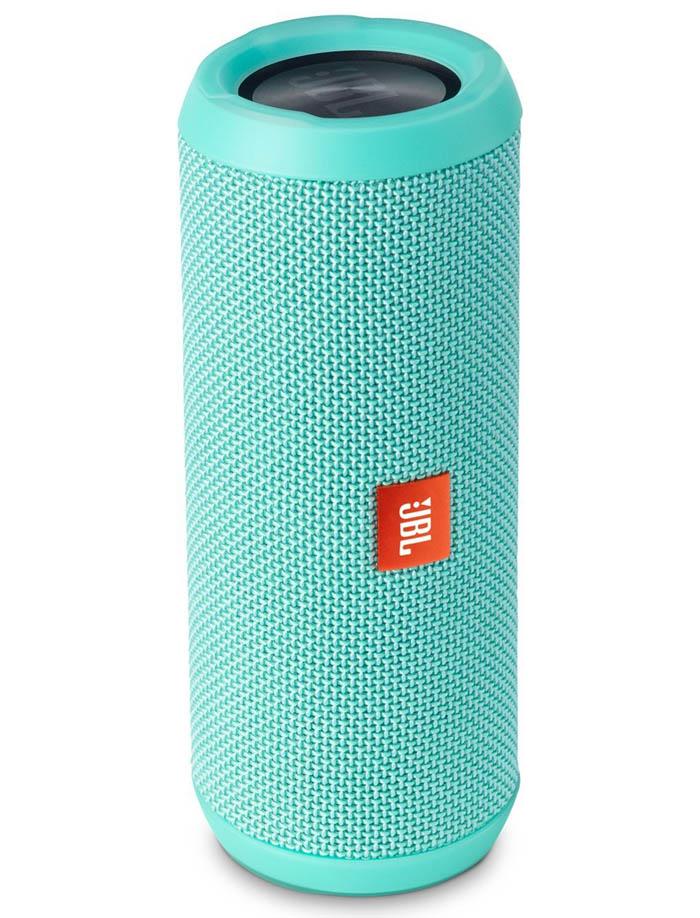 JBL Flip 3 Splashproof Portable Bluetooth Speaker in Teal