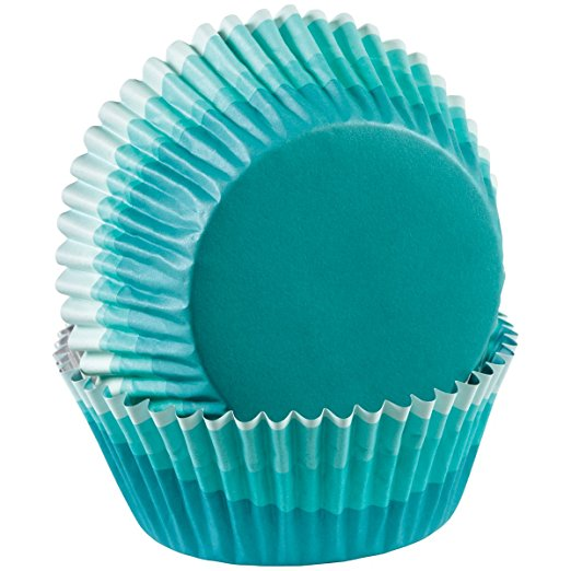 Turquoise Wilton ColorCup Standard Baking Cups