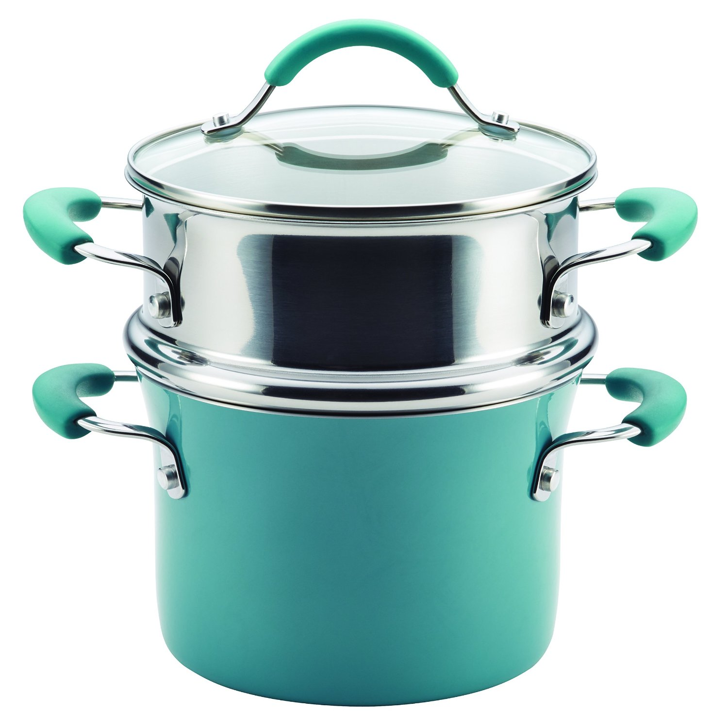Rachael Ray Cucina Multi-Pot / Steamer Set