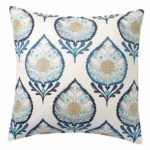 Anisha Applique Pillow Cover