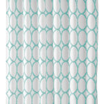 Martha Stewart Mirror Mirror Shower Curtain