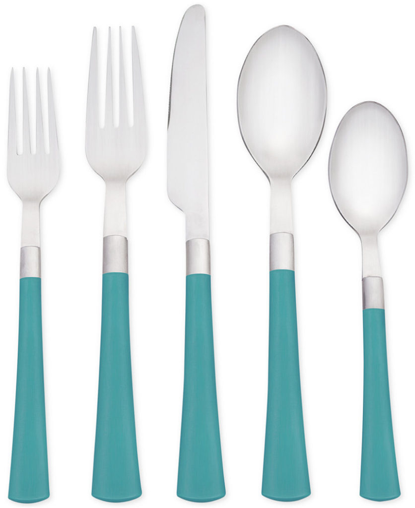 Noritake Colorwave Turquoise 5-Pc. Place Setting