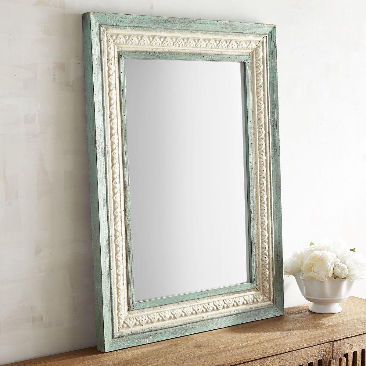 Renzo Aqua Mirror