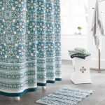 Sky Zophia Shower Curtain