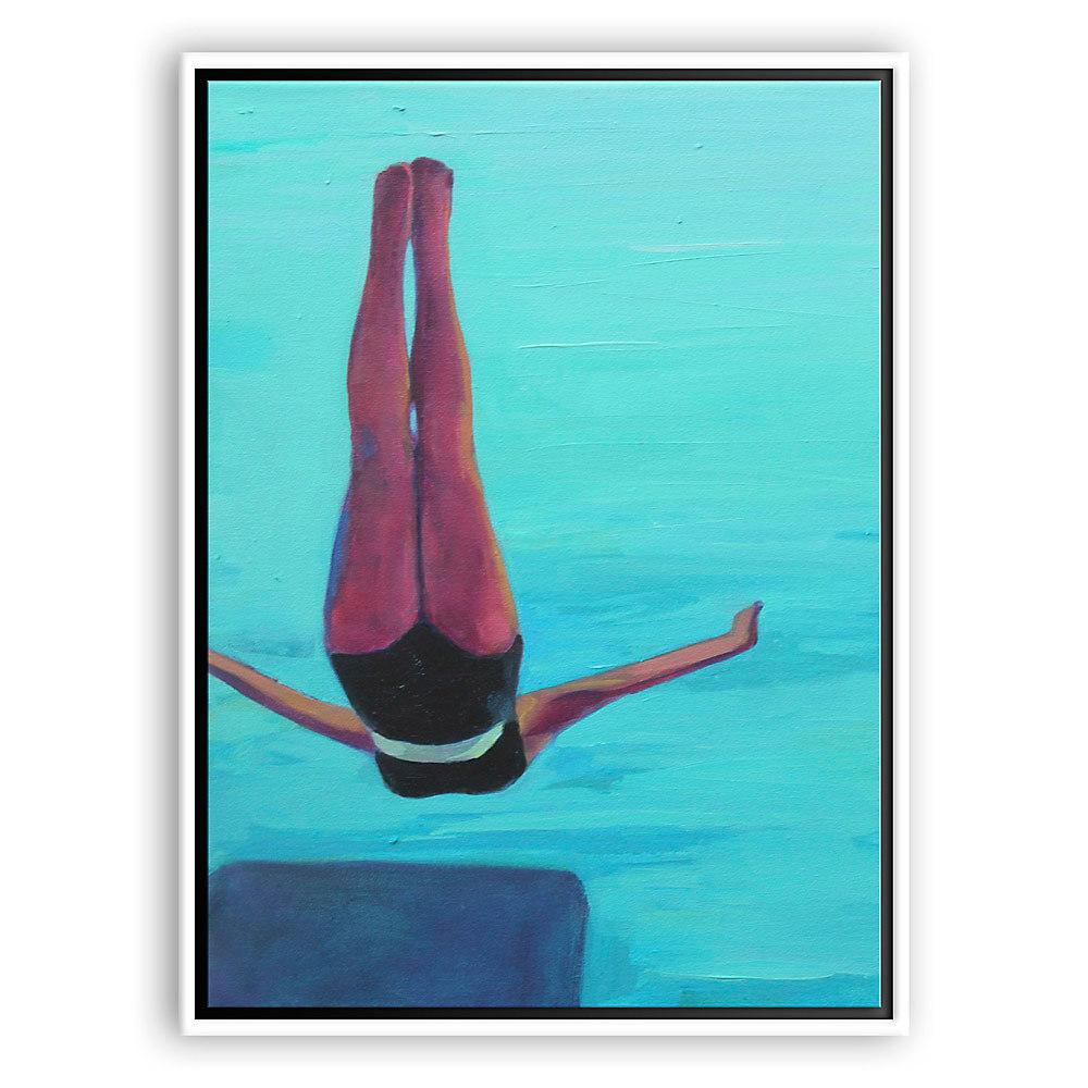 Swan Dive by T.S. Harris