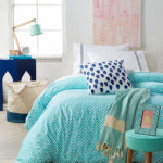 Turquoise Wave 9-Pc Boxed Room