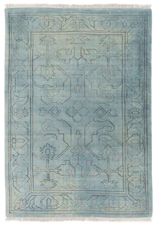 Wilmington Blue Rug