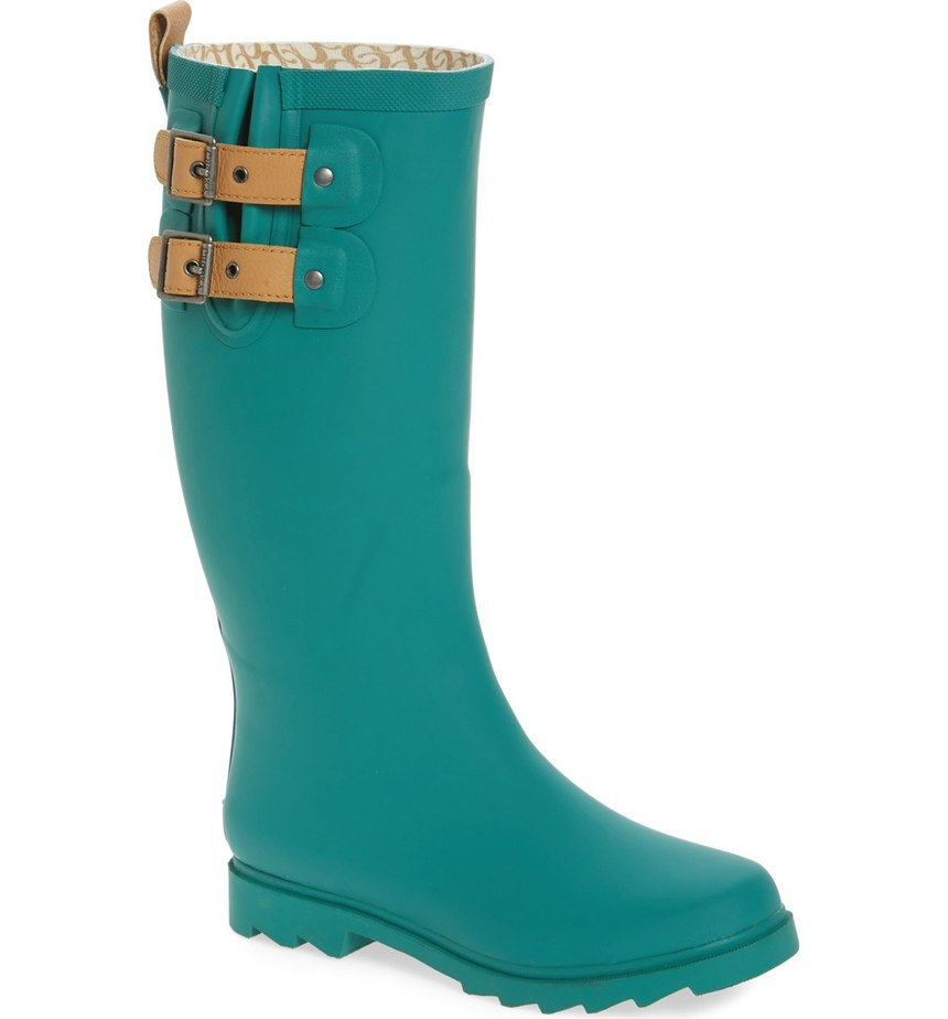 Chooka Top Solid Rain Boot