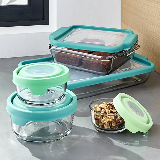 10-Piece Glass Bakeware Set