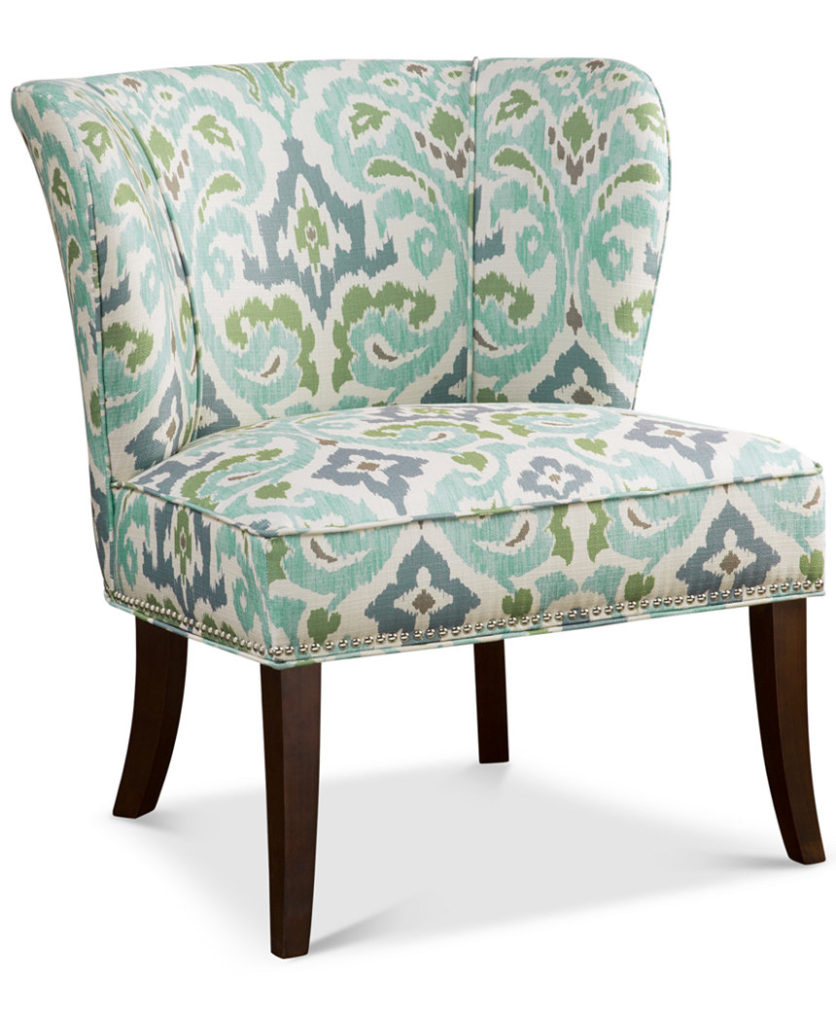 Janie Armless Accent Chair