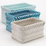 Shoreline 3-pc. Nesting Basket Set