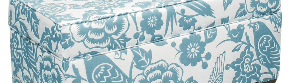 Daily Turquoise Shopping Blog. Skyline Furniture Storage Ottoman  sc 1 st  Everything Turquoise & Skyline Furniture Storage Ottoman | Everything Turquoise