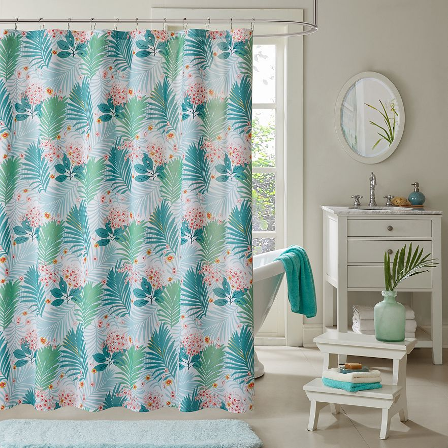 Lilo Printed Shower Curtain