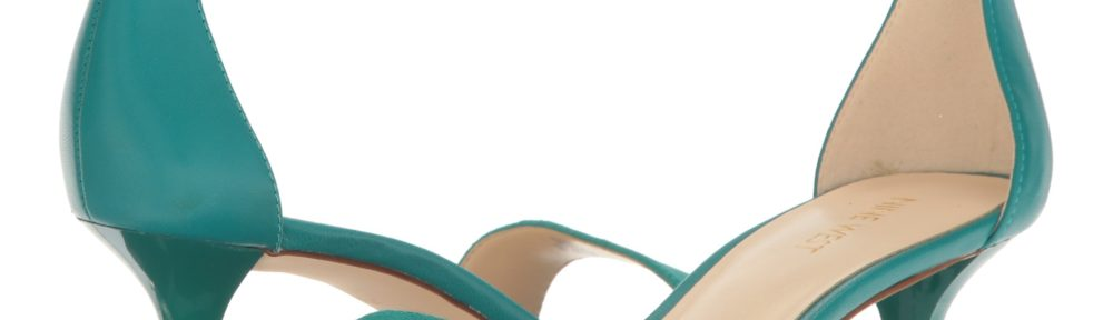 Nine West Leisa in Dark Turquoise