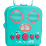 Turquoise Beach Sounds Speaker & Radio