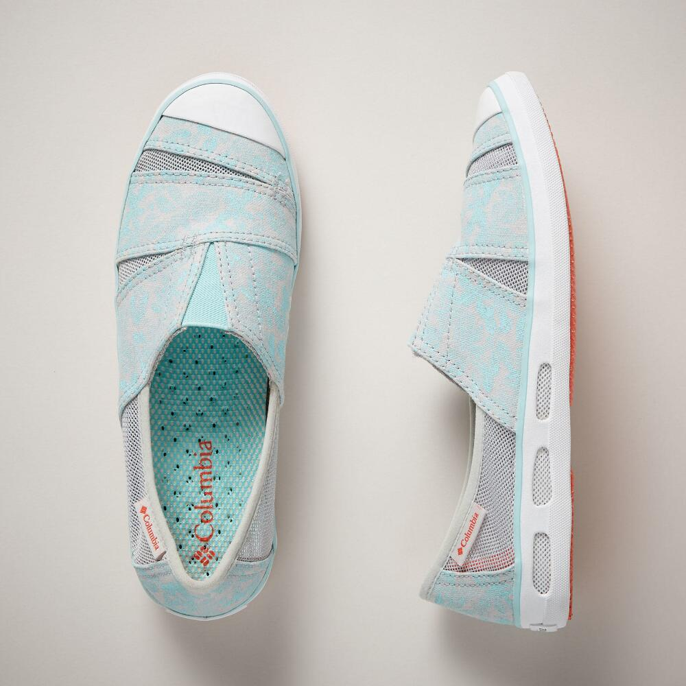 Aqua Boardwalk Sneakers